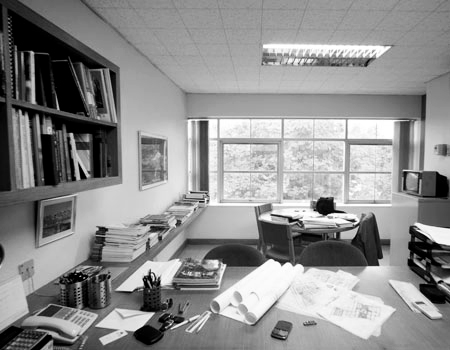 kha-office-view-b-bw